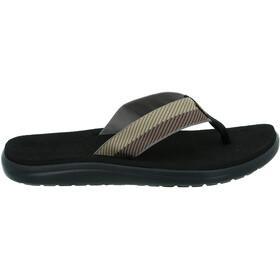 Teva Voya Miehet sandaalit , beige/musta